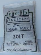 Carbine Black 20mm - 20ltr bag