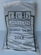 Coarse Sand - 20ltr bag