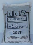 Crusher Dust Blue - 20ltr bag