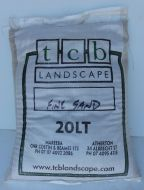 Fine Sand - 20ltr bag