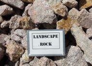 Landscape Rock - Pink Granite (bulk)