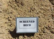 Screened Deco (bulk)