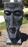 Man Head Pot