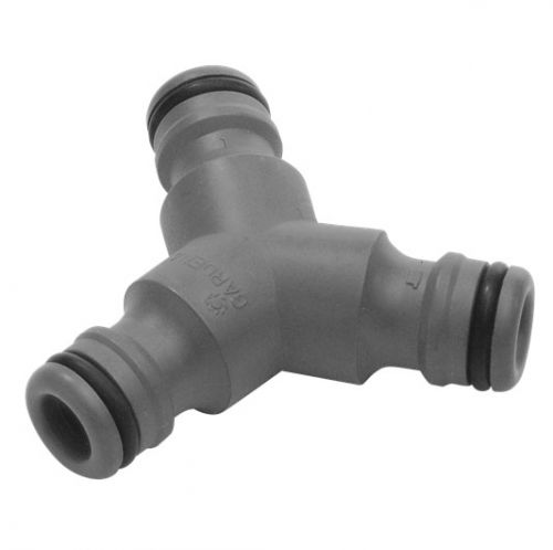 Hose Coupling - 3 way
