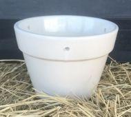 Seedling Pot - White