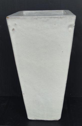 Camilla Jumbo Glazed - White