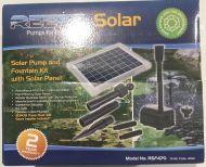 Reefe Solar Fountain Kit RSF470