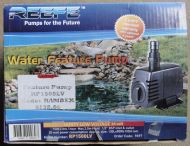 Reefe LV Water Feature Pump RP1500LV