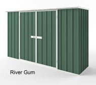 Garden Shed - Flat Roof - Size 3 Tall