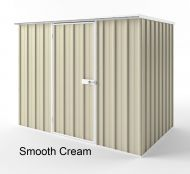 Garden Shed - Flat Roof - Size 6 Standard