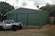 Garages - Triple